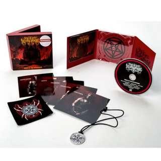 Necrophobic – Mark Of The Necrogram Deluxe Box Set