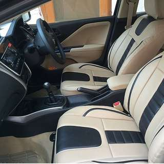 Car Leather Seat wrap