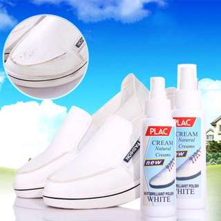 White Shoes Cleaner 3 pcs