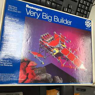 全新1988年製RAMAGON Very Big Builder 香港製造