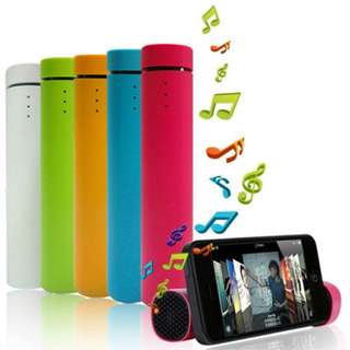 Power jam 3 in 1 Mobile Stand Powerbank Speaker