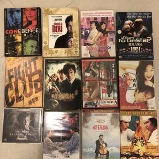 電影DVD CD movie 影碟 (全取)