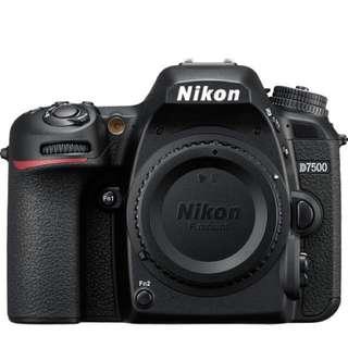 Nikon D7500 ( Body )