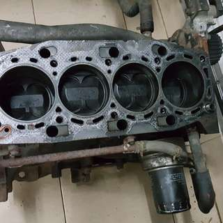 Blok 4g92 mivec complit piston n isi dalam