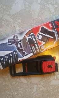 B grip  BH camera belt