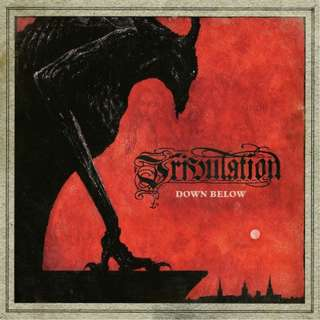 Tribulation ‎– Down Below CD