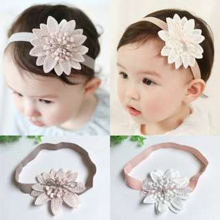 Cute Baby Headband- Flower Bloom