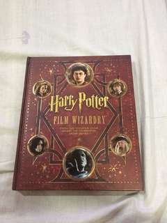 harry potter film wizardy