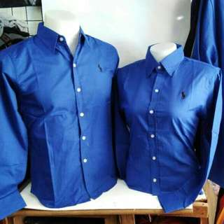 KEMEJA POLO COUPLE