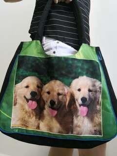 3 pups bag