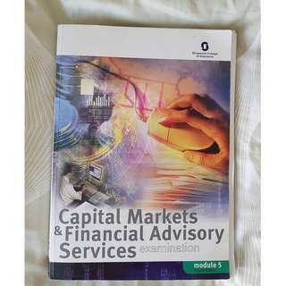 Capital Markets & Financial Advisory Services