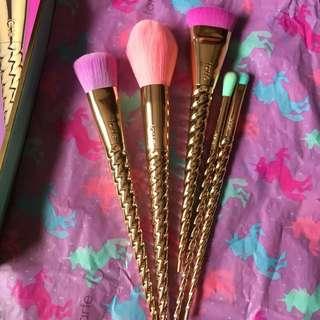 Tarte Magic Wands Unicorn Brushes