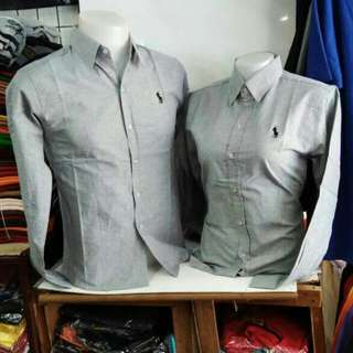 KEMEJA COUPLE POLO