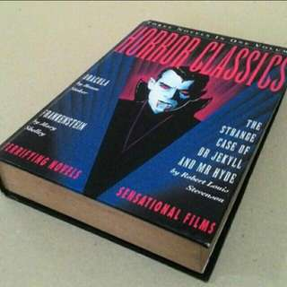 Novel Import Horor Classic