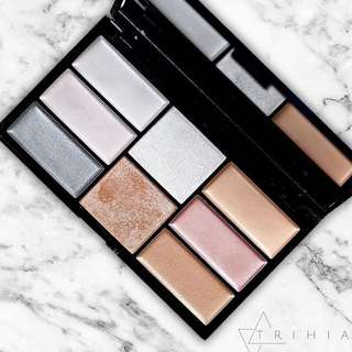 Pro Highlight Palette by Freedom Makeup