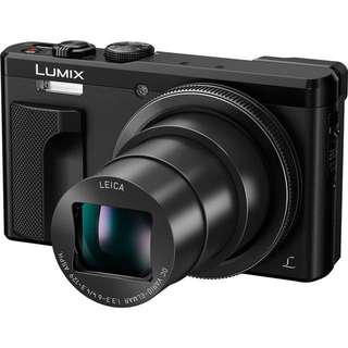 Panasonic LUMIX DMC-TZ80 (Black)