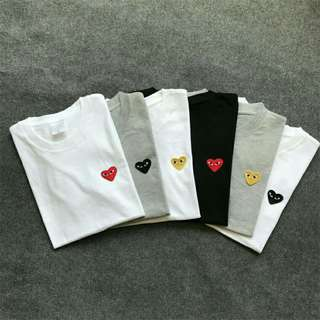 CDG Comme Des Garcons Play Tee