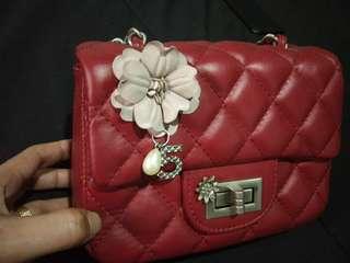 Mini bag (Red)