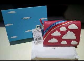 Tsumori Chisato wallet 真皮錢包。