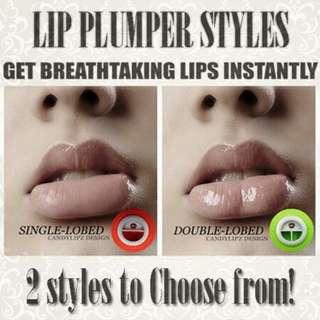 Lip pumper