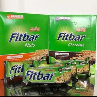 [FIRE SALE!! 1PC FOR ONLY $0.60] Fitbar / Cereal Bar