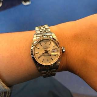 100% Authentic Rolex Datejust