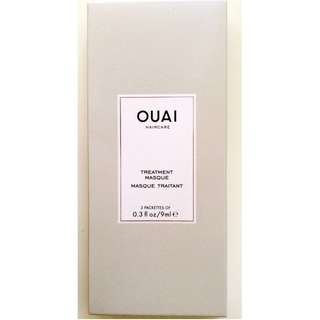 QUAI Hair Treatment Mask 9ml x 3 sachets