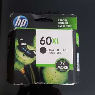 HP Printer Ink 60XL