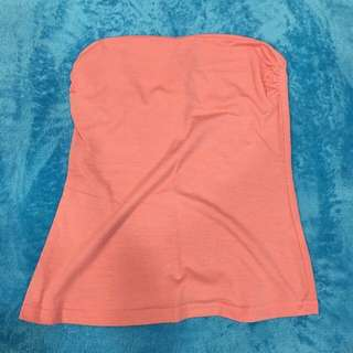 Nichii Size M Pink Stretchable Tube TOP