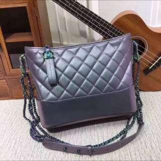 Premium ~ genuine leather Chanel Gabrielle bag