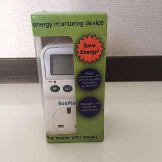 Eco Plug Energy Monitoring Device