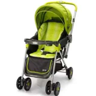 My Dear Baby Stroller 18036 (Green)