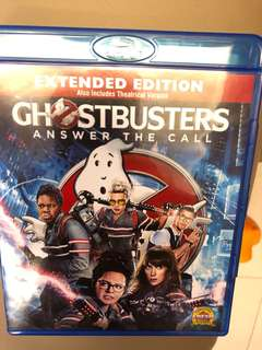 Ghostbusters (bluray)