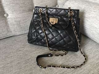 DKNY Lambskin handbag