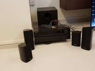 Onkyo system full set