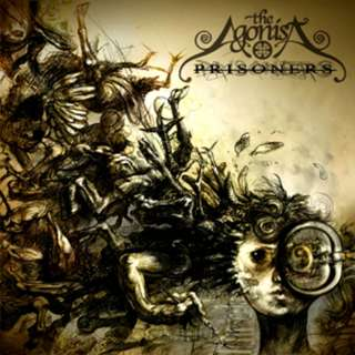 The Agonist ‎– Prisoners CD (Arch Enemy Alissa White)