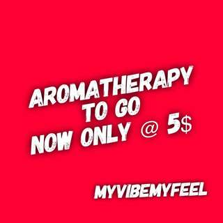 My Vibe Aromatherapy