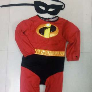 Costume 3-4 tahun