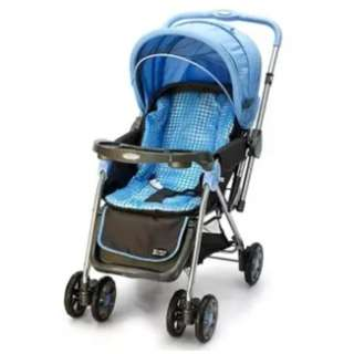 My Dear Baby Stroller 18036 (Blue)