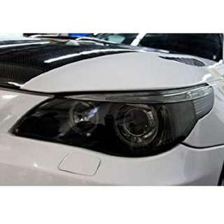 CAR HEADLIGHT TINTING SOLAR FILMS