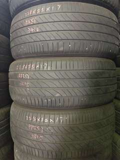225/55R17 Michelin Primacy 3ST Used Tyres