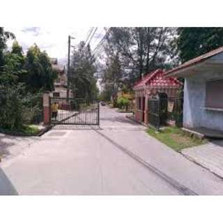 230sqm Residential Lot GREENVIEW Executive Village Quezon City