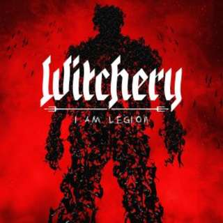 Witchery ‎– I Am Legion Special Edition CD Digipak