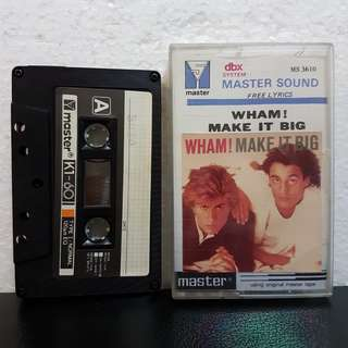 Cassette》WHAM! Make It Big