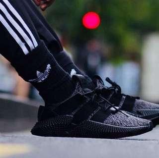 adidas 2018新款黑
