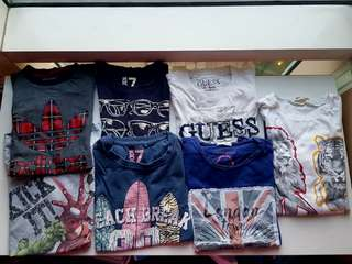 Bundle of shirts (7 pieces)