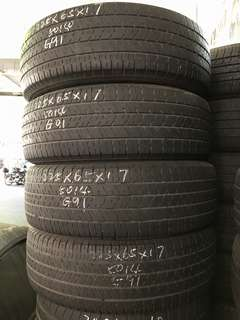 225/65R17 Yokohama Used Tyres