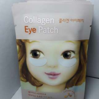 ETUDE HOUSE Collagen Eye Mask