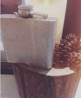 6oz不銹鋼酒壺 可裝酒、茶、咖啡