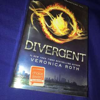 Divergent Trilogy (set)